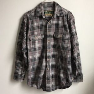Field & Stream Flannel Button Up